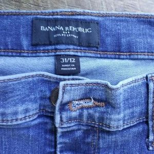 Banana Republic Sculpt Skinny Jeans size 31/12